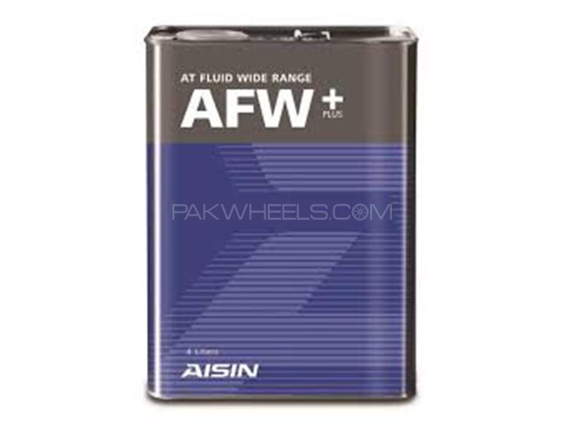 AISIN Fully Synthetic ATF AFW Plus - 1 Litre in Karachi