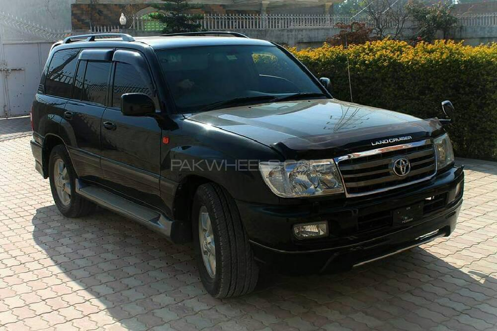 Toyota Land Cruiser Amazon 4.2D 2006 Image-1