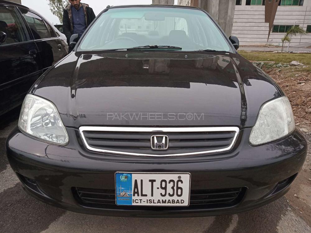 Modernistyczne Honda Civic EXi 1996 for sale in Rawalpindi | PakWheels MF04