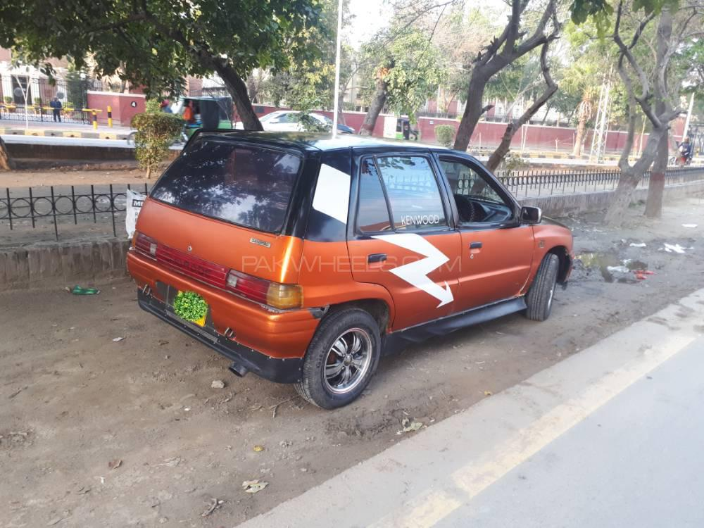 Daihatsu Charade CS 1993 Image-1