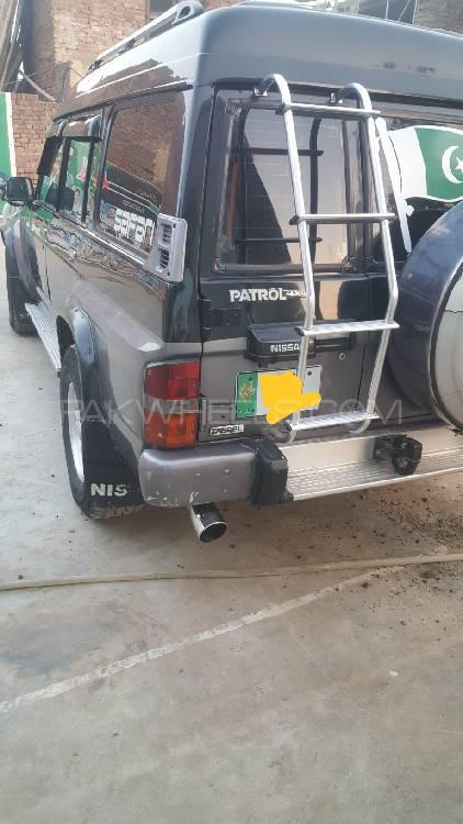 Nissan Patrol 4.2 SGL 1990 Image-1