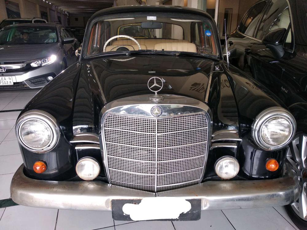 Mercedes Benz Ponton 1961 Image-1