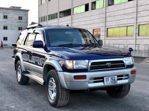 280386aa68de Toyota Surf SSR-G 2.7 1996 for Sale in Rawalpindi