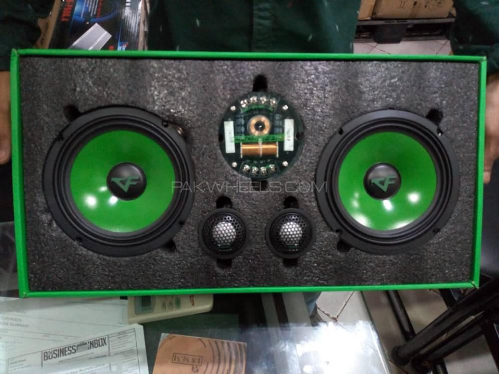 crossfire component speaker