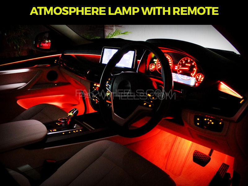 Universal Interior Atmosphere Light  With Remote Image-1