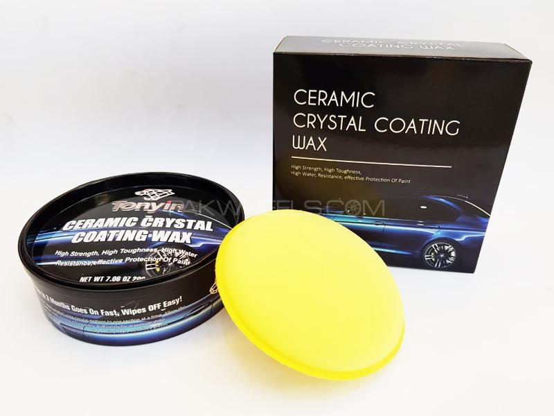 Tonyin Ceramic Crystal Coating Wax - 200g Image-1