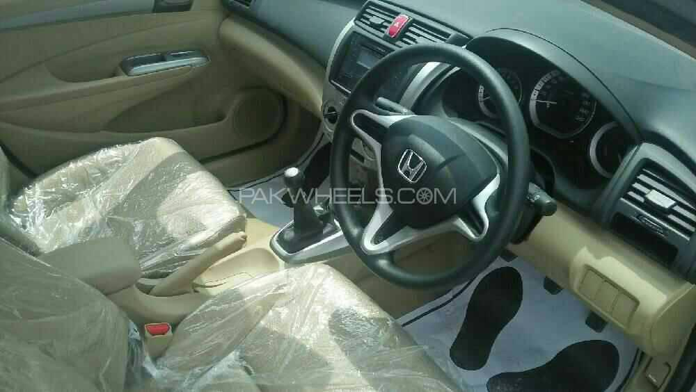 Honda City Aspire 1.5 i-VTEC 2019 Image-1