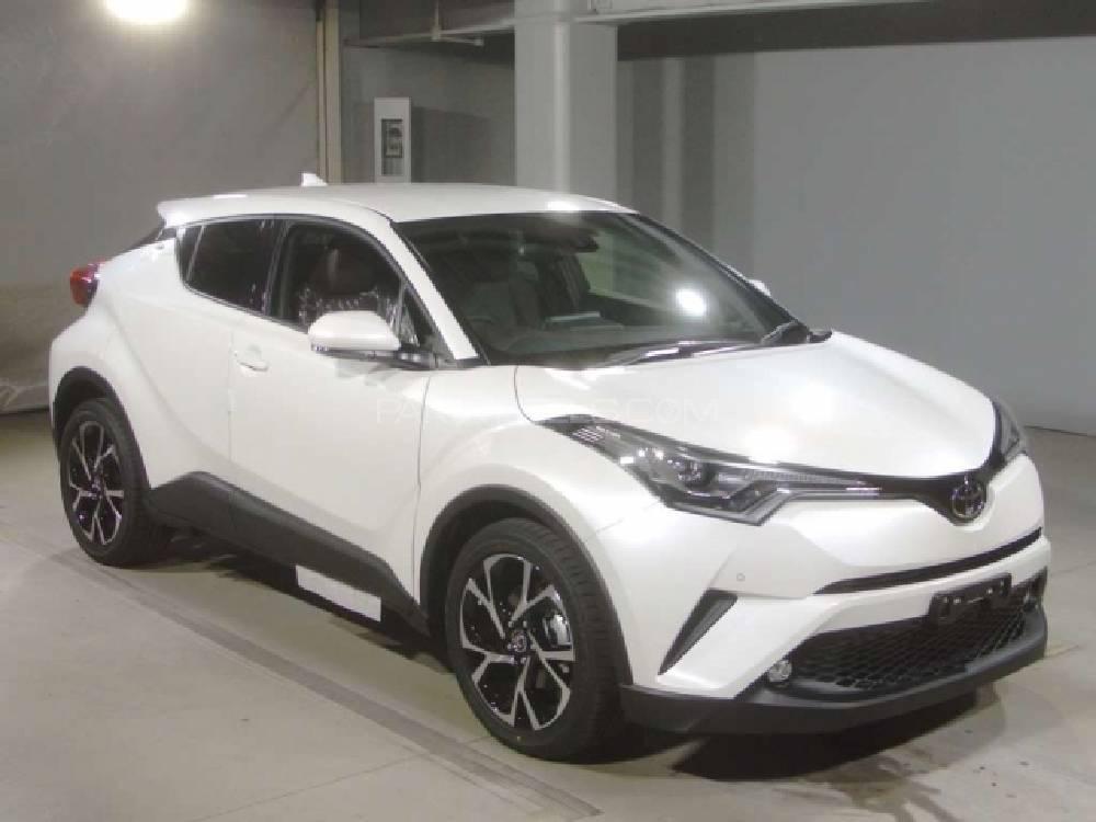 Toyota C Hr 1 2 Turbo 2018