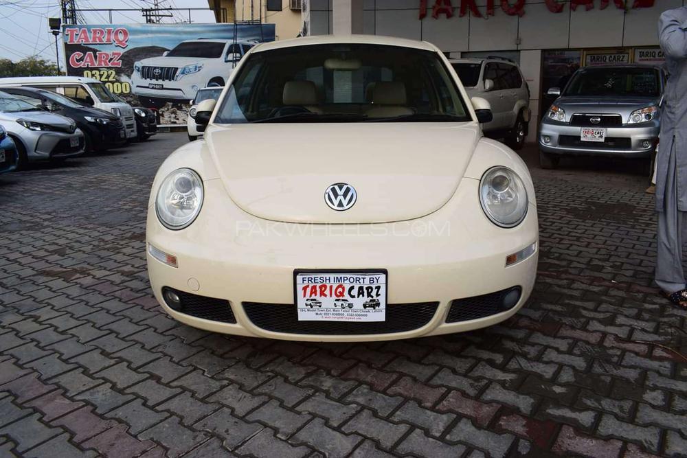 Volkswagen Beetle 1.6 2006 Image-1