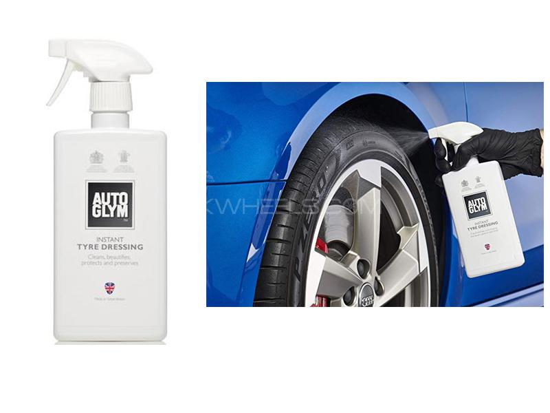 AutoGlym Instant Tyre Dressing 500ml Image-1