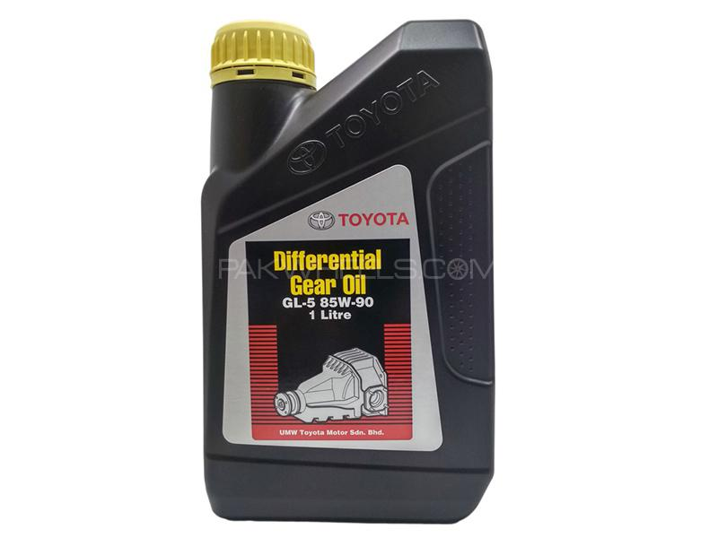 Toyota Differential Gear Oil GL5 85W-90 - 1 Litre Image-1