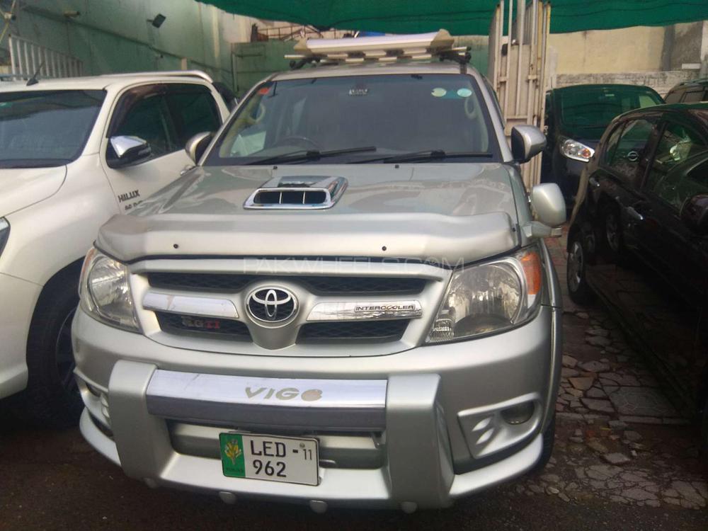 Toyota Hilux Vigo G 2007 Image-1