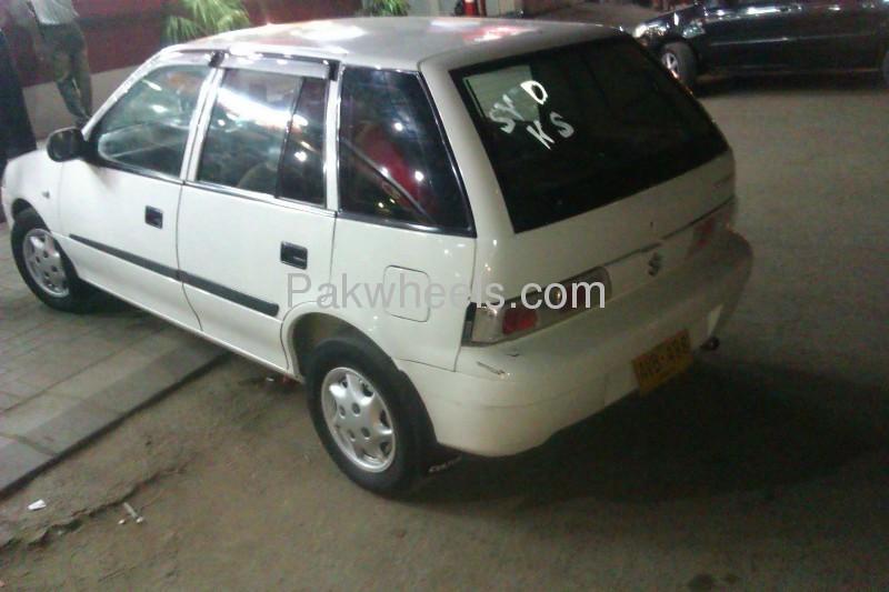 Suzuki Cultus VXRi (CNG) 2011 Image-5