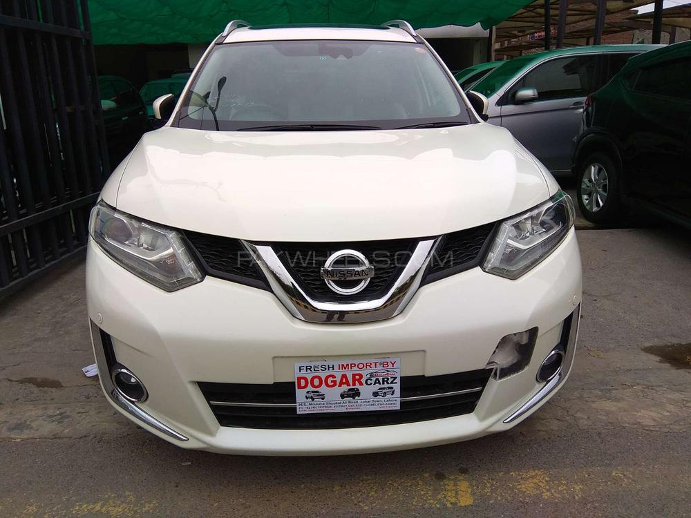 Nissan X Trail 2.0 GT 2015 Image-1