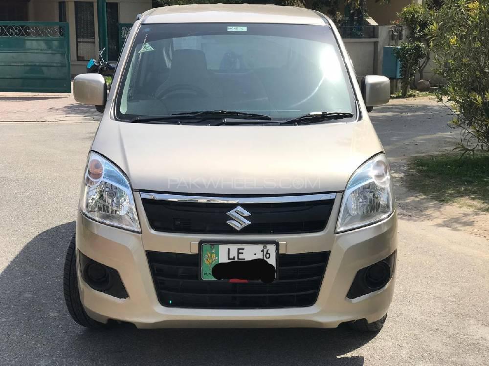 Suzuki Wagon R Vxl 2016 For Sale In Lahore Pakwheels