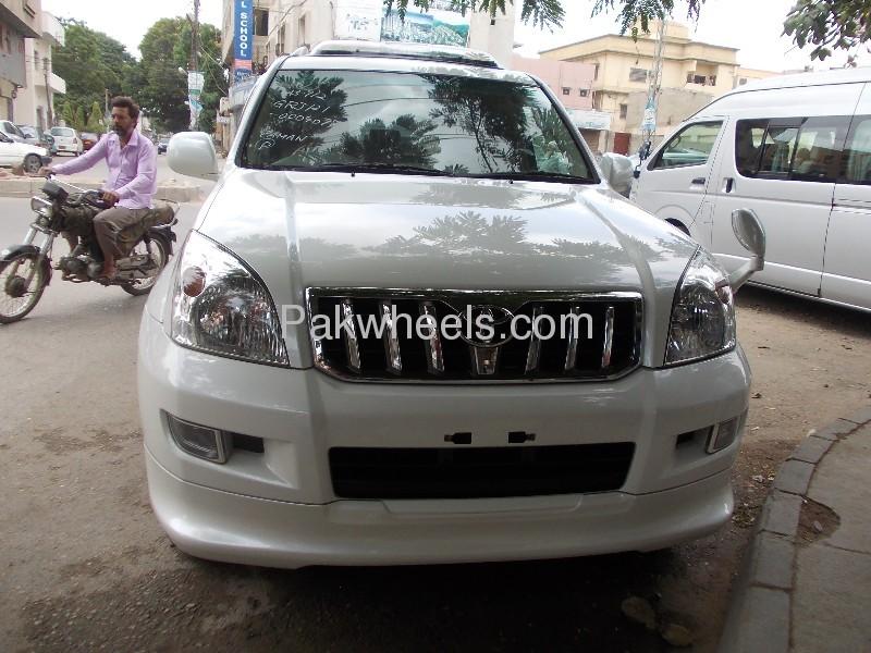 Toyota Prado TZ G 4.0 2008 Image-1