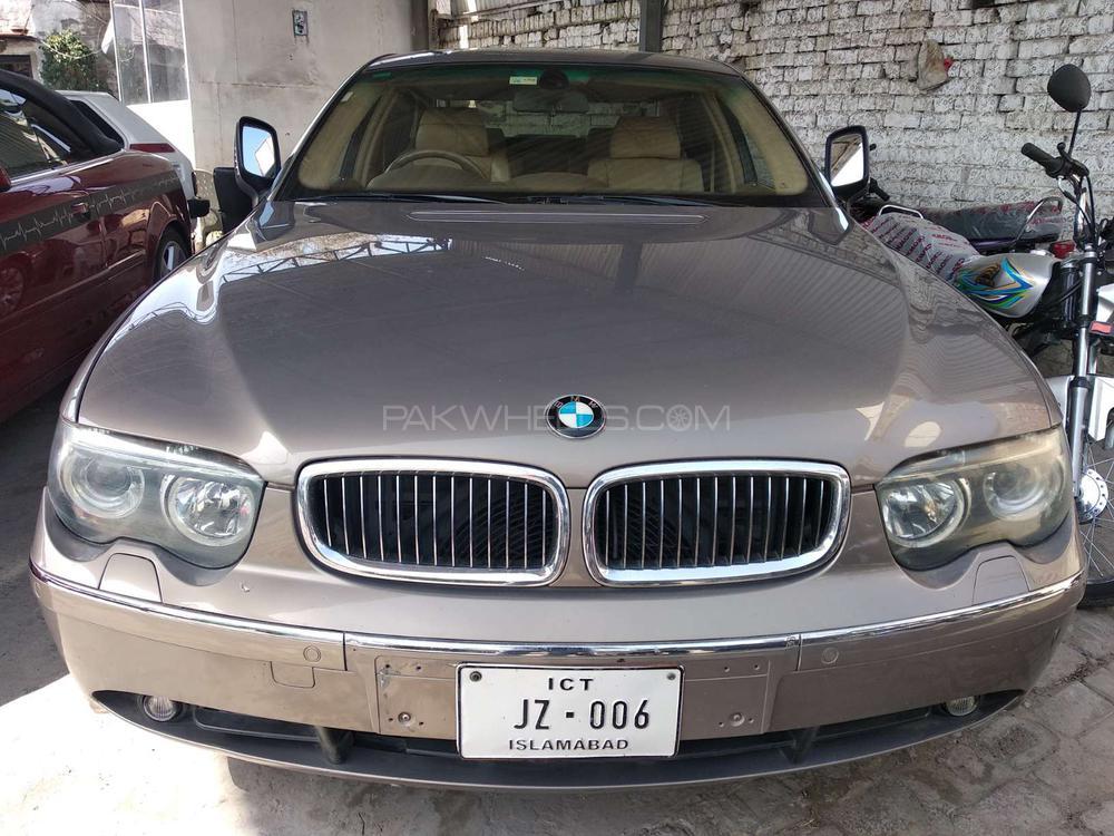 BMW 7 Series 760Li 2003 Image-1