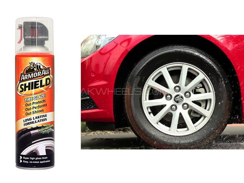 ArmorAll Shield Tire Glaze 50ml Image-1
