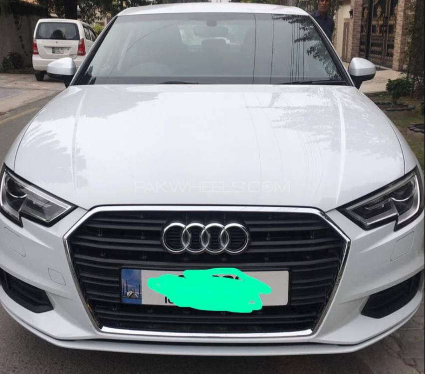 Audi A3 1.2 TFSI Standard 2018 For Sale In Lahore