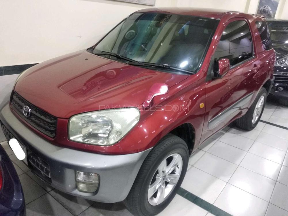 Toyota Rav4 G 2003 Image-1