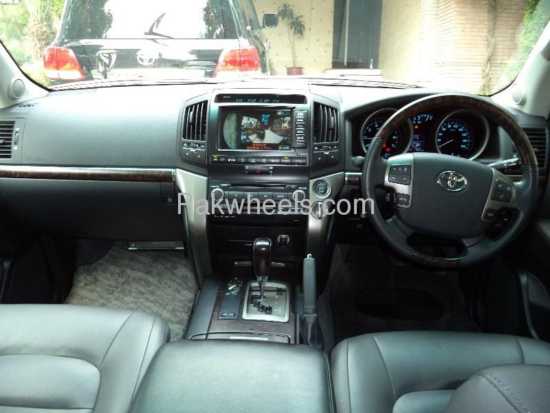 Toyota Land Cruiser AX G Selection 2008 Image-9
