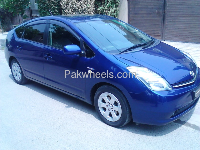 Toyota Prius S 10TH Anniversary Edition 1.5 2008 Image-1