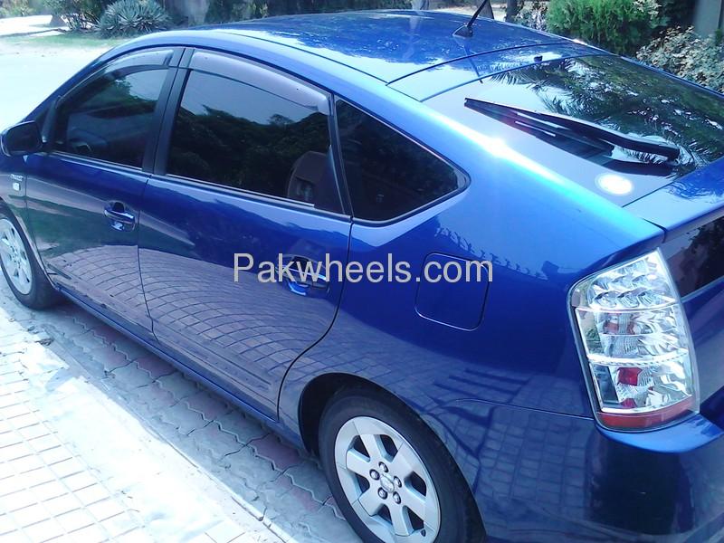 Toyota Prius S 10TH Anniversary Edition 1.5 2008 Image-5