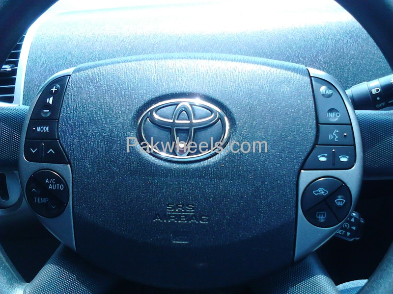 Toyota Prius S 10TH Anniversary Edition 1.5 2008 Image-7