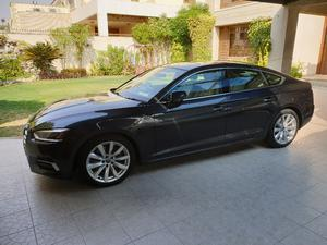 Audi A5 2018 Cars For Sale In Pakistan Pakwheels