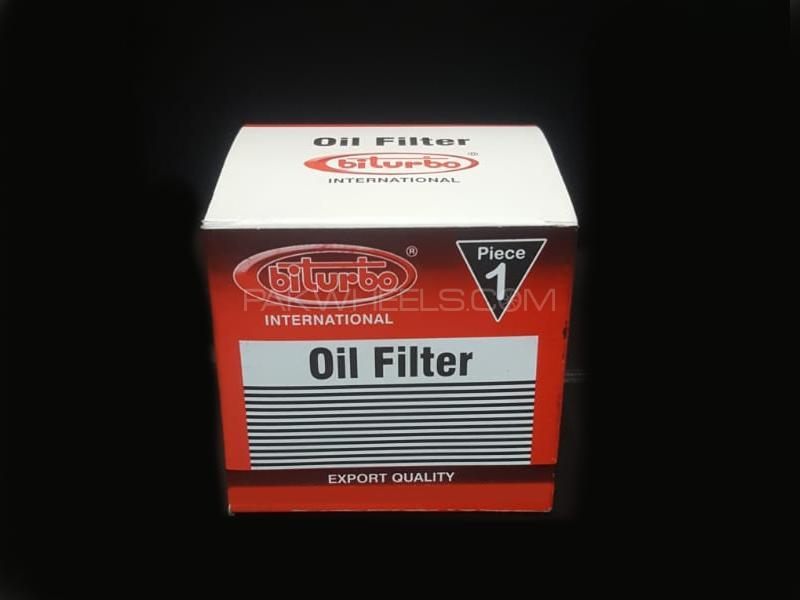 Biturbo Oil Filter For Honda City 2009-2012 Image-1