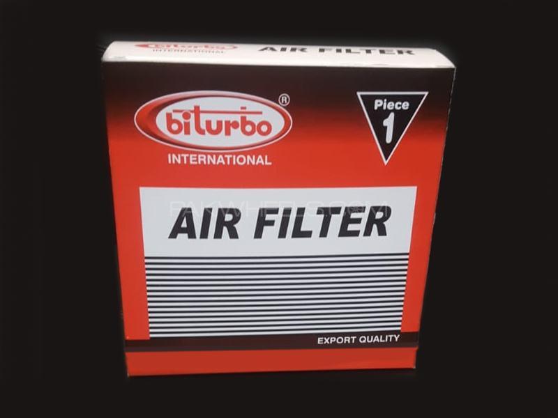 Biturbo Air Filter For Pak Suzuki Wagon R 2014-2019 Image-1