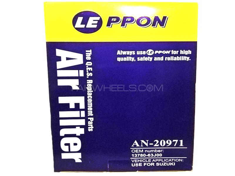 Leppon Air Filter For Suzuki Alto VXR 2000-2012 Image-1
