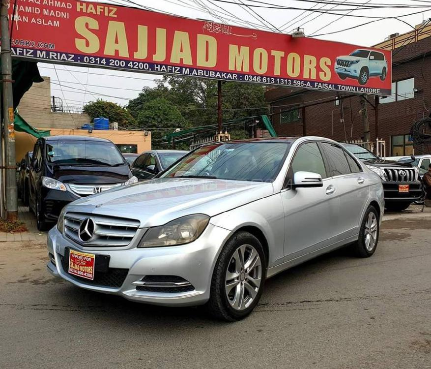 Mercedes Benz C Class C200 2013 For Sale In Lahore