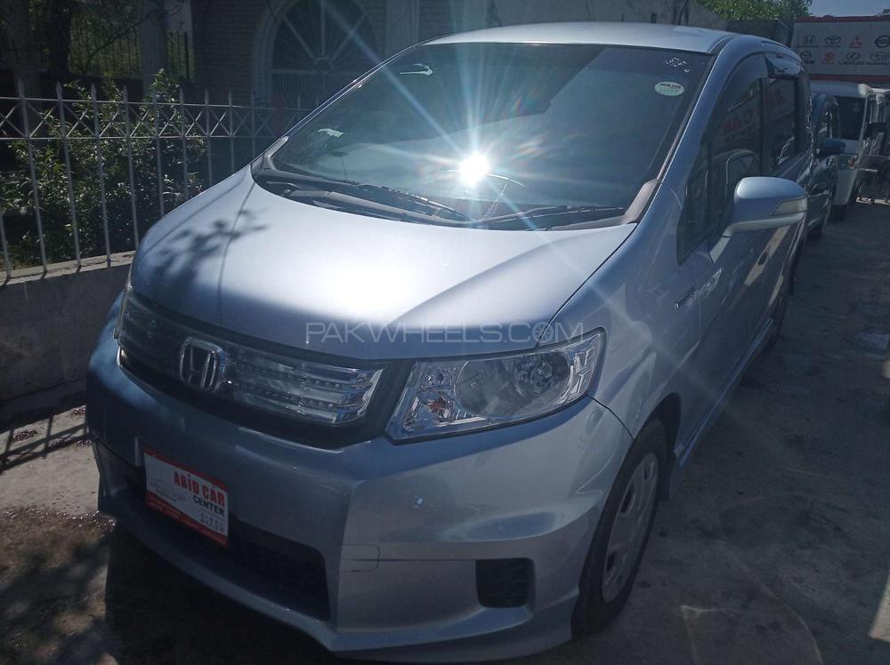 Honda Spike 2013 Image-1