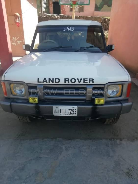Land Rover Defender 110 SW 1994 Image-1