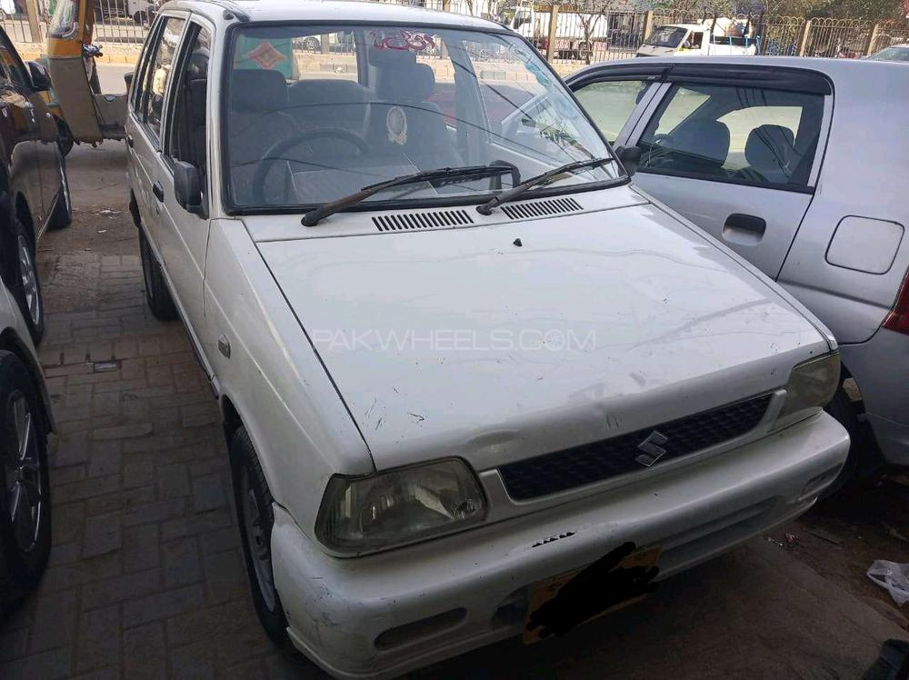 Suzuki Mehran VXR 2010 for sale in Karachi | PakWheels