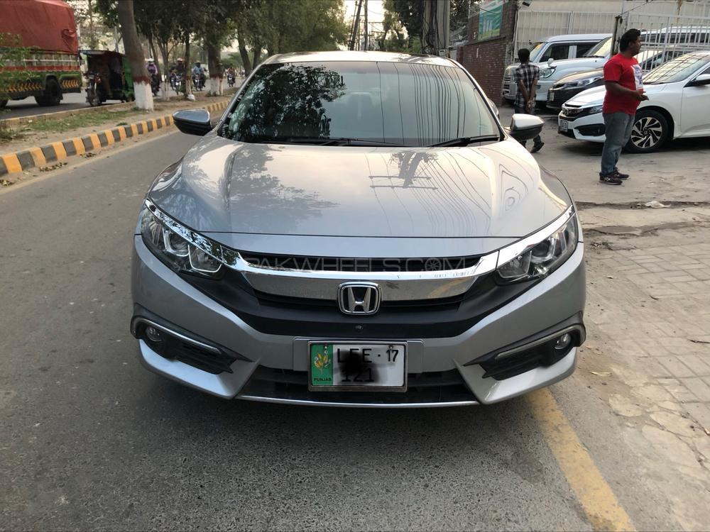 Honda Civic Oriel 1 8 I Vtec Cvt 2017