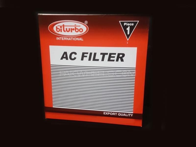 Biturbo Ac Filter For Toyota Corolla 2002-2008 Image-1