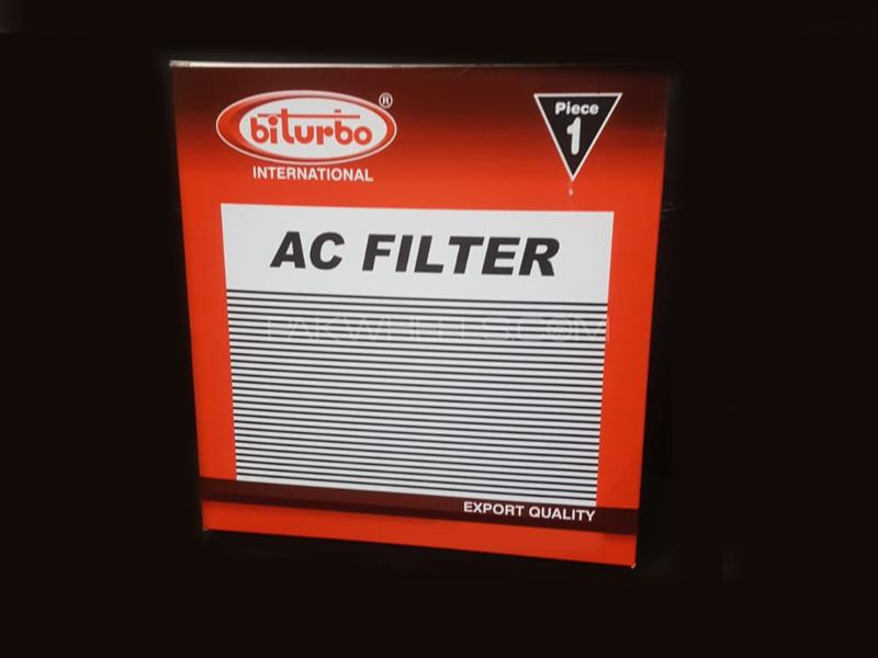 Biturbo Ac Filter For Toyota Hilux Vigo 2005-2016 in Lahore