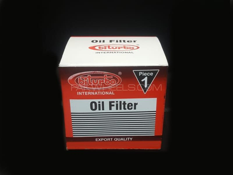 Biturbo Oil Filter Toyota Hilux 2005-2008 Image-1