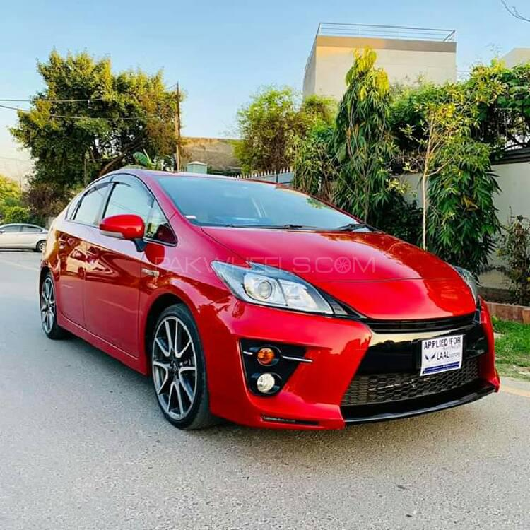 Toyota Prius G Touring Selection Leather Package 1.8 2015 Image-1