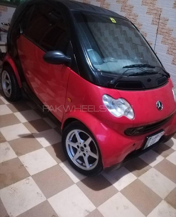 Mercedes Benz Smart Fortwo 2006 Image-1