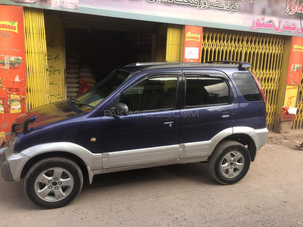 daihatsu terios kid custom x 1997 for sale in islamabad. Black Bedroom Furniture Sets. Home Design Ideas