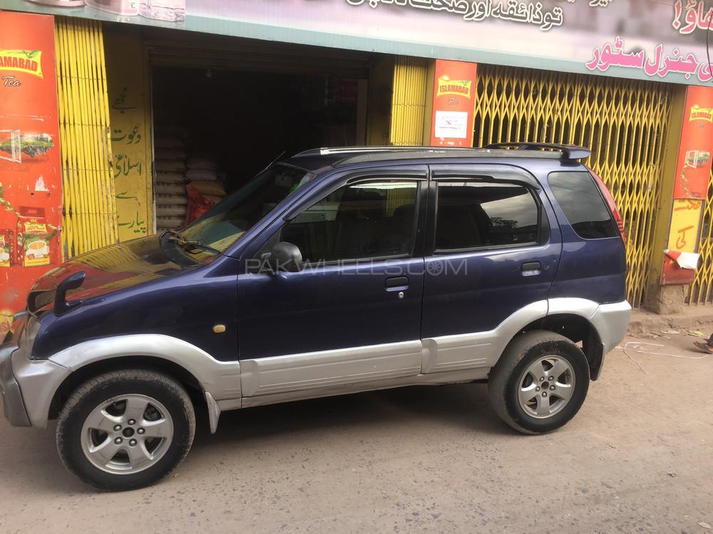 Daihatsu Terios Kid Custom X 1997 Image-1