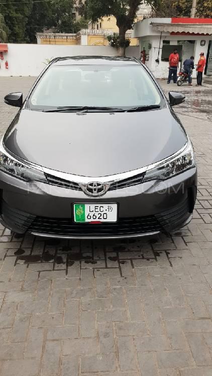 Toyota Corolla GLi 1.3 VVTi 2018 Image-1