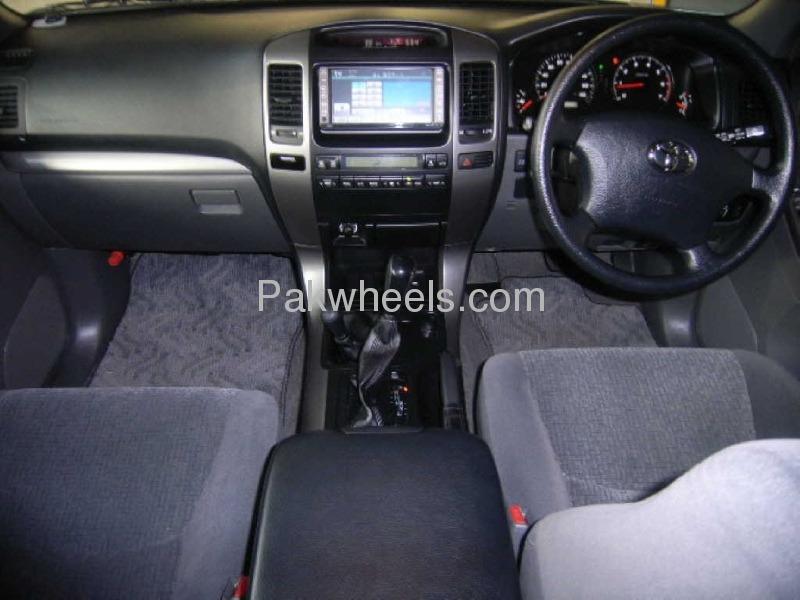 Toyota Prado TX 2.7 2008 Image-3