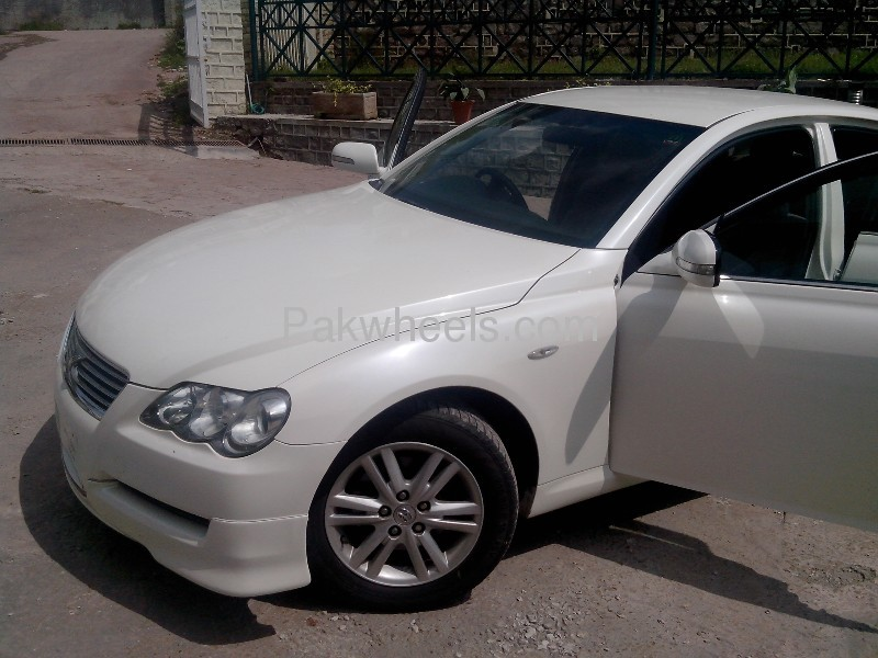 Toyota Mark X 250G F Package 2005 Image-2