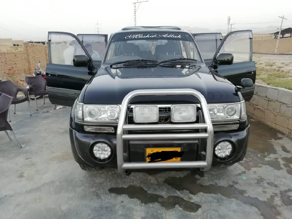 Toyota Land Cruiser VX Limited 4.5 1993 Image-1