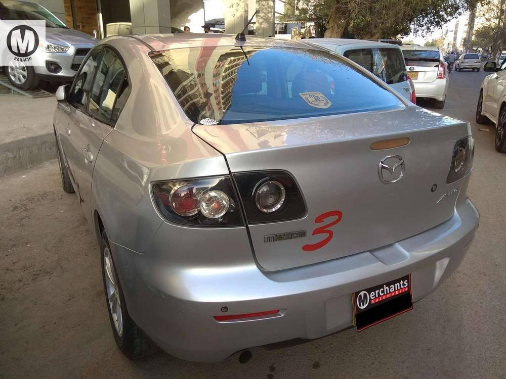 Mazda Axela 2006 Model 2012 Registered 1500 cc  1,37000 km  Silver  Colour     Complete Auction Sheet Available,  Just Like A Brand New Car.   ===================================   Merchants Automobile Karachi Branch,  We Offer Cars With 100% Original Auction Report Based Cars With Money Back Guarantee.  Recommended Tips To Buy Japanese Vehicle:   1. Always Check Auction Report.  2. Verify Auction Report From Someone Else.  3. Ask For Japan Yard Pics If Possible.   MAY ALLAH CURSE LIARS..
