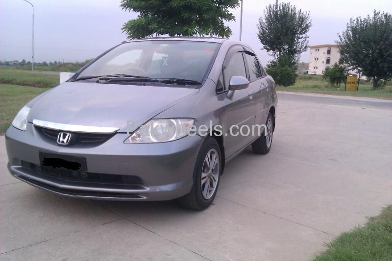 Honda City i-DSI 2005 Image-9